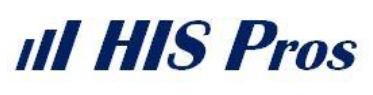 HISpros Logo