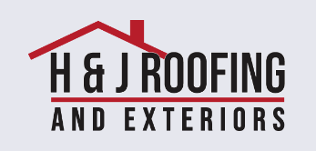 H & J Roofing Logo