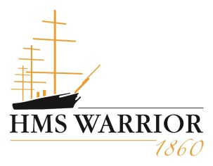 HMS Warrior 1860 Logo
