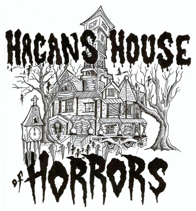 HagansHorrors Logo
