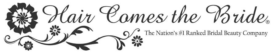 Hair Comes the Bride Logo
