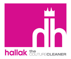 Hallak Cleaners Logo