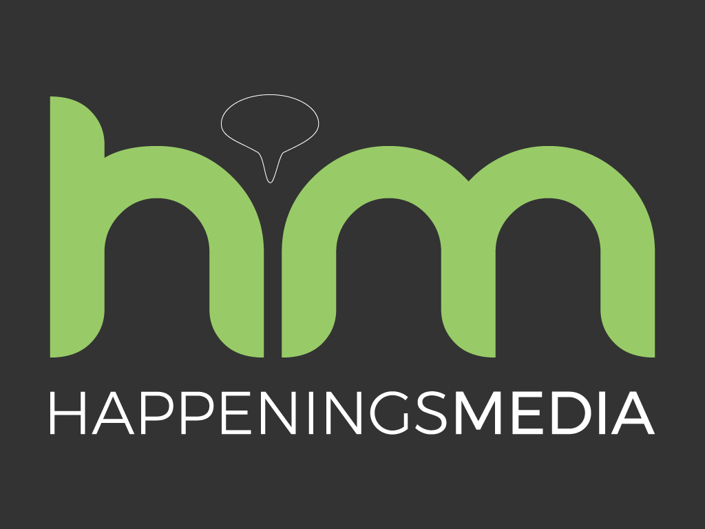 Happenings Media, LLC Logo
