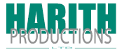 Harith Productions Logo