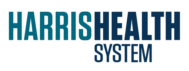 Harris County Hospital District Logo