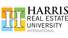 Harris Real Estate University Logo