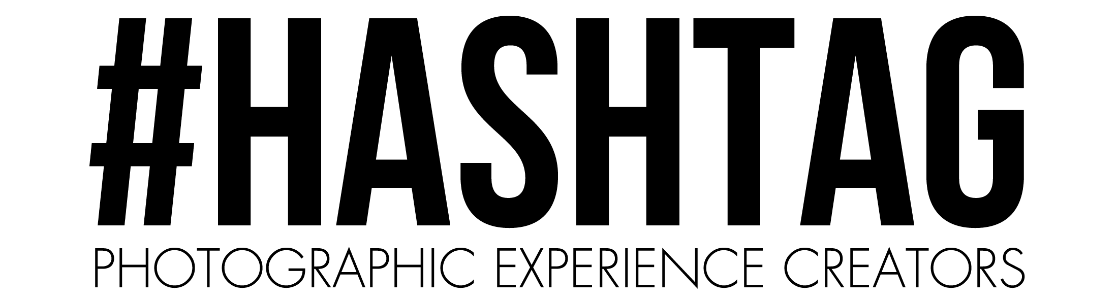 #HASHTAG Logo