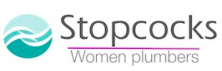 Stopcocks Women Plumbers Logo