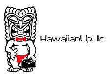 HawaiianUp Logo