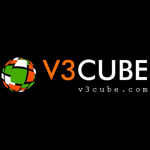 V3CUBE Technolabs LLP Logo