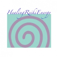 HealingReikiEnergy Treatments & Classes Logo