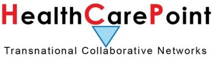 HealthCarePoint.com Corporation Logo
