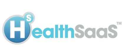 HealthSaaS Logo