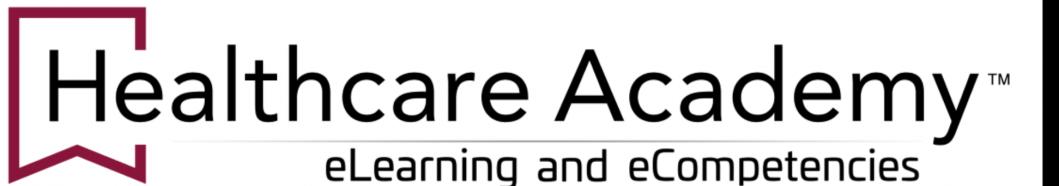 Healthcare Academy Logo