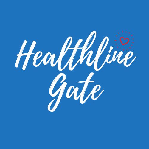 Healthline Gate Logo
