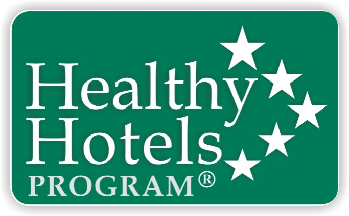 Healthy Hotels Program Logo