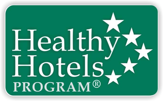 Healthy Hotels Program Logo