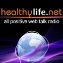 HealthyLife.Net Radio Network Logo