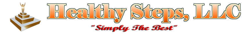 HealthyStepsLLC Logo