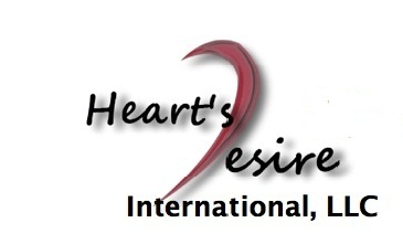 Heart's Desire International, LLC Logo