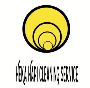 Heka Hapi Cleaning Service Logo