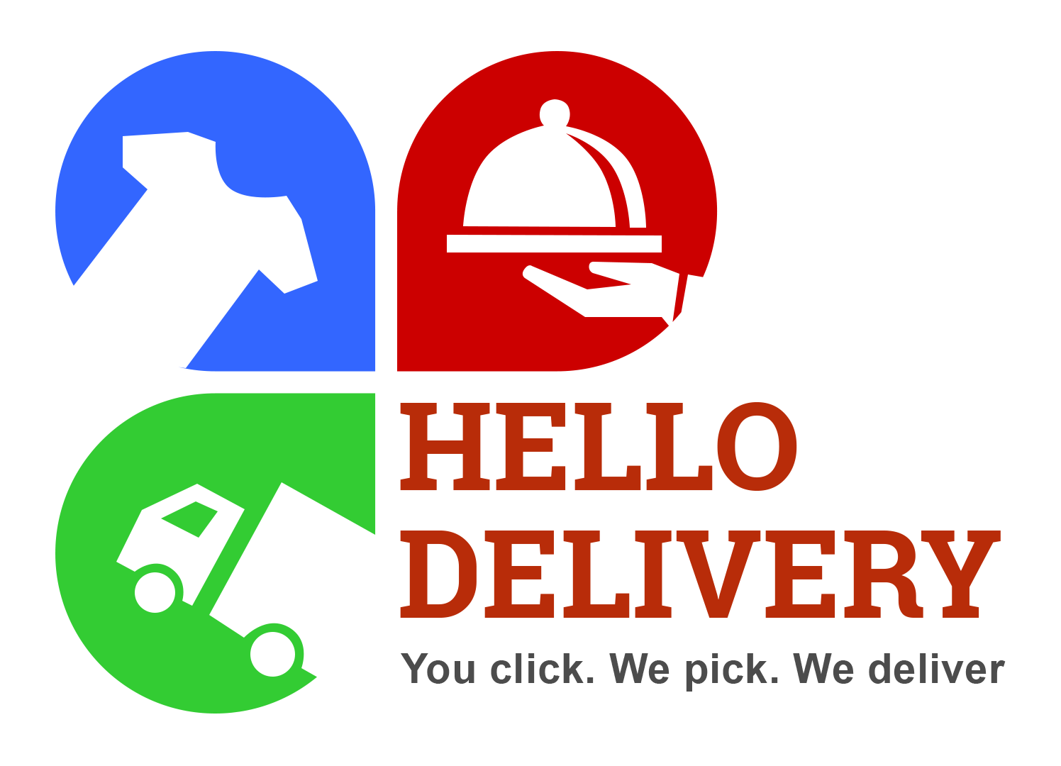 HelloDelivery Logo