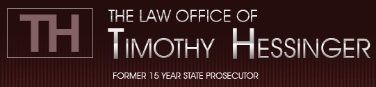 The Law Office of Timothy Hessinger Logo
