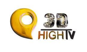 HighTV 3D Logo