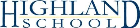 HighlandSchool Logo