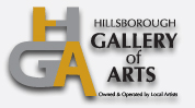 Hillsborough Gallery of Arts Logo