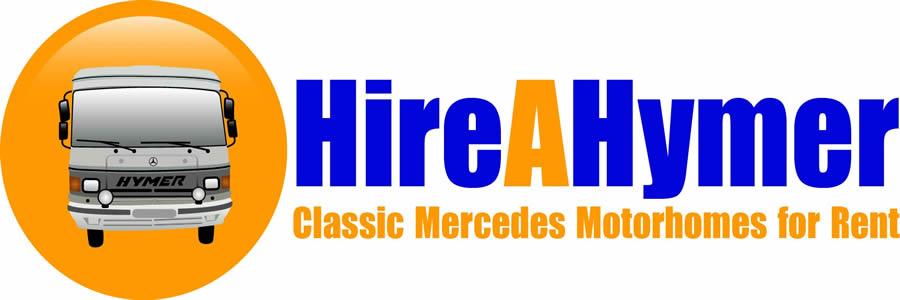 Hire A Hymer Motorhome Hire Logo