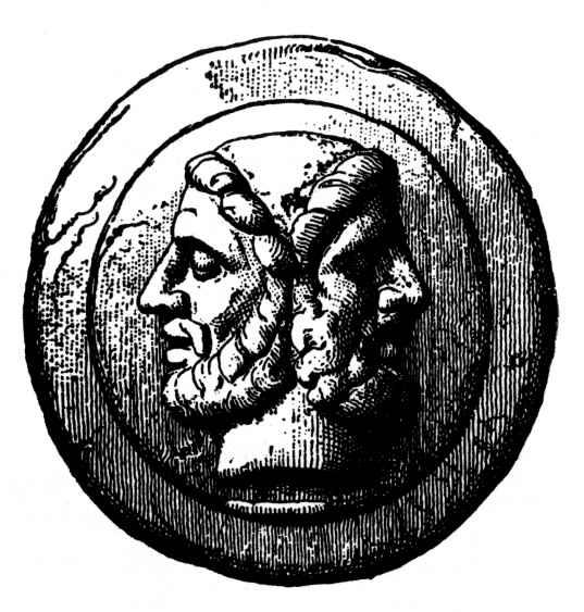 Hixenbaugh Ancient Art Logo