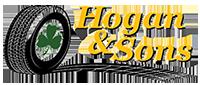 Hogan & Sons Tire and Auto Logo