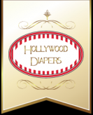 HollywoodDiapers Logo