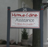 Home Care Assistance of PA Logo