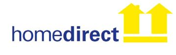 HomeDirectUSA Logo