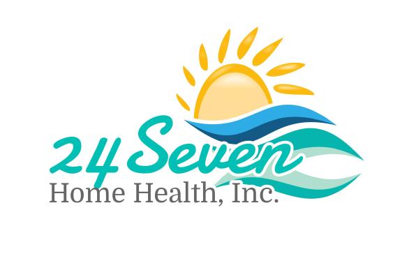 24-Seven Home health Logo