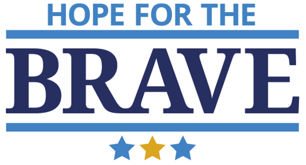 HopeForTheBrave Logo