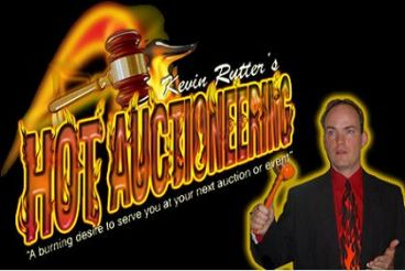 Hot Auctioneering Logo