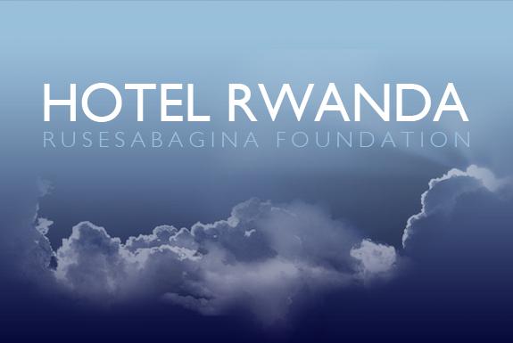 Hotel Rwanda Rusesabagina Foundation Logo