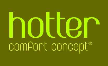 Hotter Comfort Concept Shoes Logo