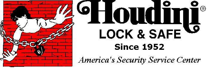 Houdini Lock & Safe Company Logo