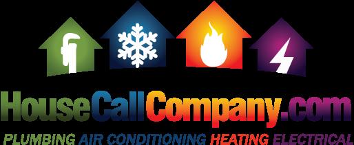 House Call Company Logo
