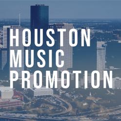 HoustonMusicPromo Logo