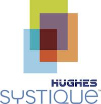 Hughes Systique Logo