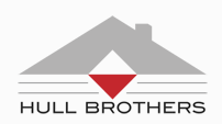 Hull Brothers Roofing Logo