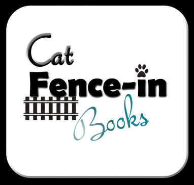 Cat Fence-In Books Logo