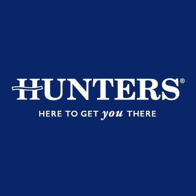 Hunters Estate Agents Bracknell Logo