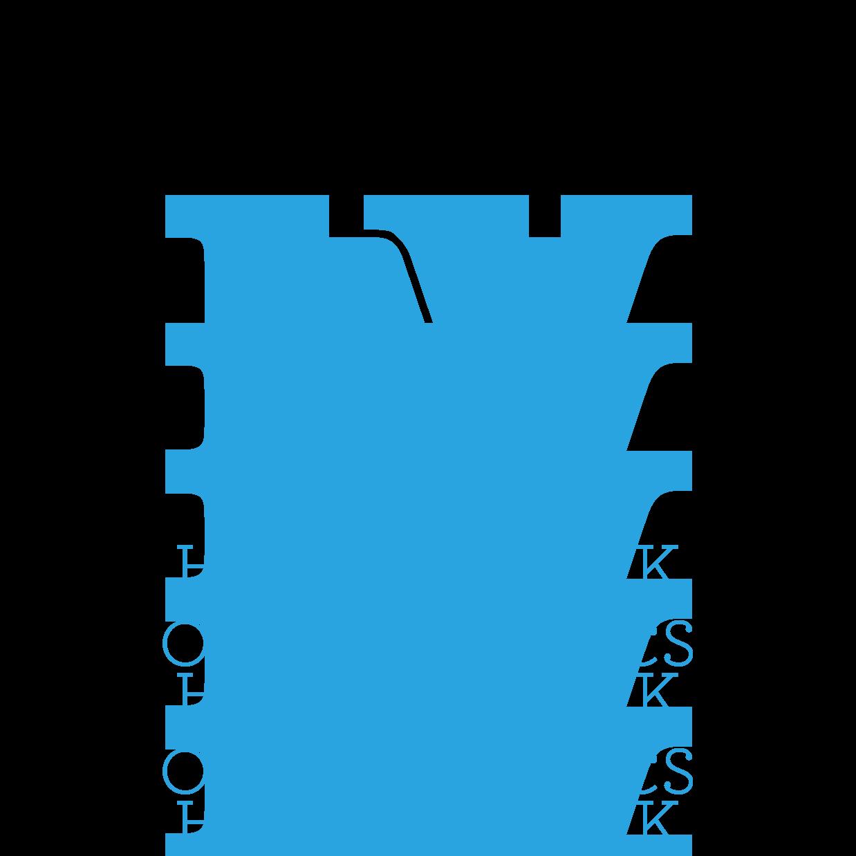 Hurley & Volk Orthodontics Logo