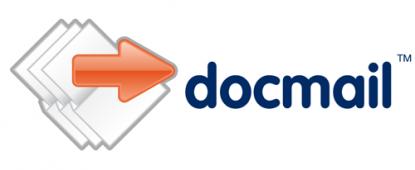 Docmail Print & Mail Logo